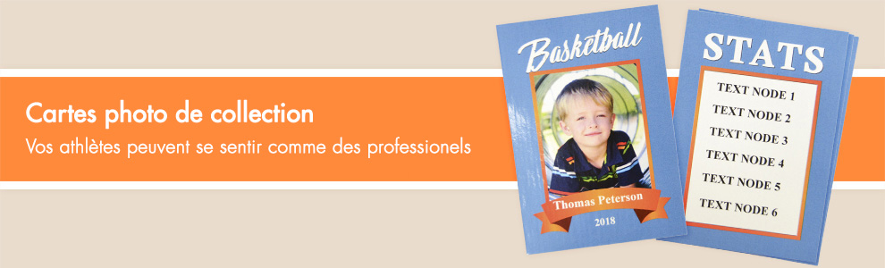 Personalized Trader Cards