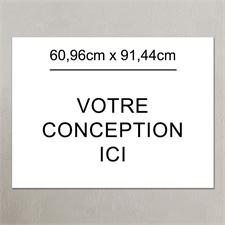 Large affiche imprimée photo extra large 60,96 x 91,44 cm_horizontal