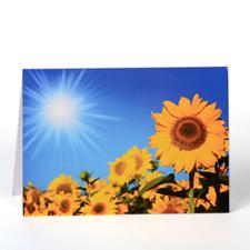 Cartes de voeux photographie personnalisées