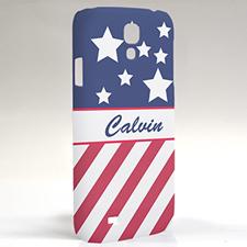 Custom Design American Flag Samsung Phone Case