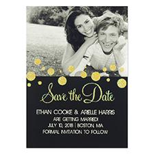 Cartes d'invitation personnalisées tomber amoureux