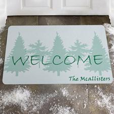 Créez votre propre paillasson bienvenue