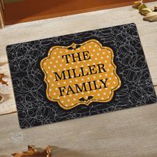 Créez votre propre paillasson la famille Miller