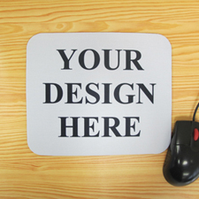 Votre conception ici (tapis de souris de valeur)