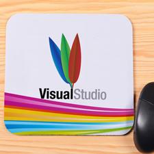Logo imprimé personnalisé (tapis de souris de valeur)