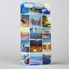 Fifteen Collage Photo Personalized iPhone 6 + Case