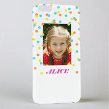 Sunshine Dots Personalized Phone Case, iPhone 6+