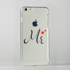 Mr. Custom Raised 3D iPhone 6 Plus Case
