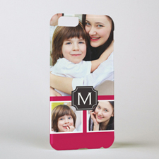 Monogrammed Personalized Photo iPhone 6 Case