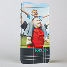 Frame Personalized Photo iPhone 6+ Phone Case