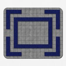 Tapis de jeu conception personnalisée 30,48 x 35,56 cm