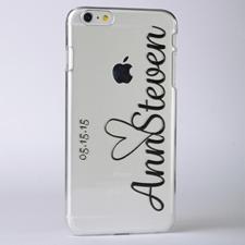 Big Day Raised 3D iPhone 6+ Case