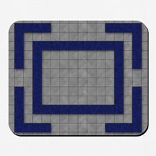 Tapis de jeu conception personnalisée 28,95 x 23,87 cm