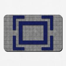 Tapis de jeu conception personnalisée 40,64 x 25,4 cm