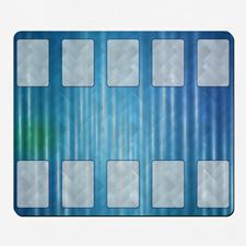 Tapis de jeu conception personnalisée 71,12 x 59,69 cm