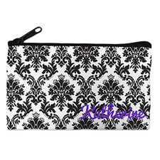 Vintage Personalized Cosmetic Bag