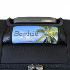 Enveloppe de poignée de valise galerie photo