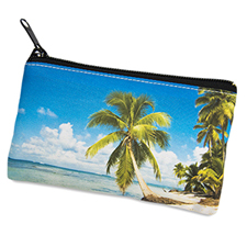 Personalized Photo 3.5X6 Cosmetic Bag