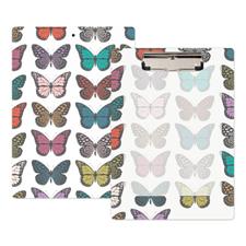 Porte-bloc personnalisé papillons