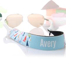 Sangle de lunettes de soleil personnalisée voyage