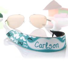 Sangle de lunettes de soleil personnalisée moustache