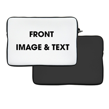 Custom Design MacBook Pro 13 sleeve (print 1 side)