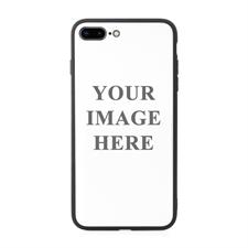 Custom Photo Phone Case with Black Liner for Apple iPhone 7 Plus/ 8 Plus