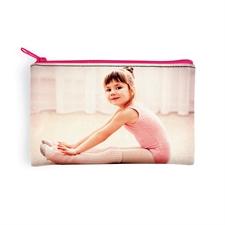 Full Color Print 5x8 Neoprene Cosmetic Bag (Same Image)