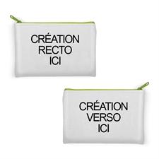 Custom Design 6x9 Neoprene Cosmetic Bag (Different Images)