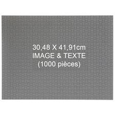 Puzzle personnalisé de 1000 pièces 30,5 x 40,5 cm- Paysage