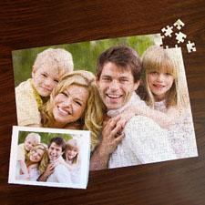 Puzzle photo personnalisé 30,48 x 41,91 cm