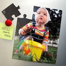 Puzzle magnétique galerie photo 12 pièces