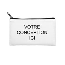 Custom Imprint Small Cosmetic Bag (4
