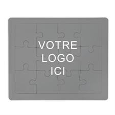 Puzzle impression personnalisée 100 pièces 20,32 x 25,4 cm
