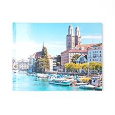 Créez votre album photo personnalisé couverture rigide 15,24 x 20,32 cm