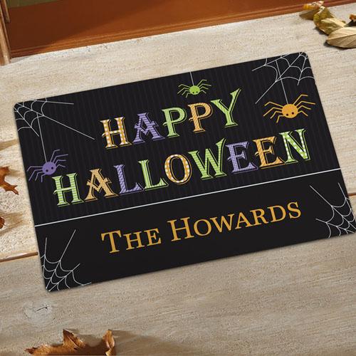 Créez votre propre paillasson Joyeux Halloween