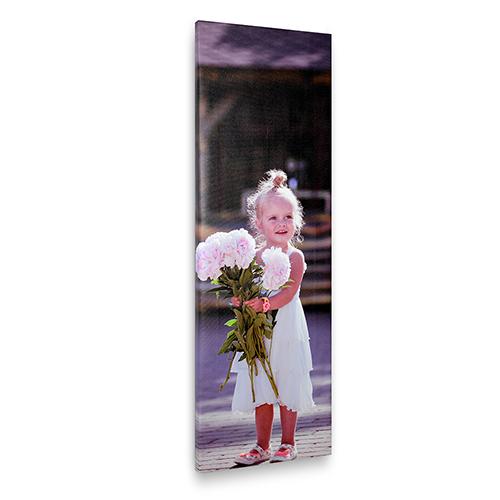 Impression photo sur toile personnalisée 30,48 x 91,44 cm