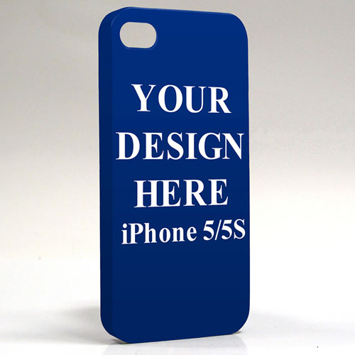 Personalized Personalized Design 3D iPhone 5/5S Slim Case